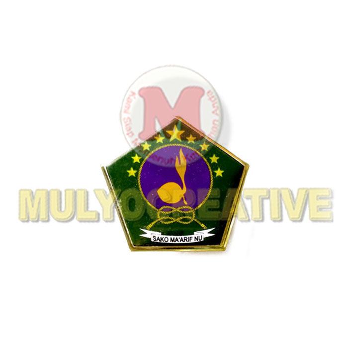 Order Perlengkapan Pramuka Terlengkap – Ring Hasduk Logo Sako Ma'arif Harga Murah