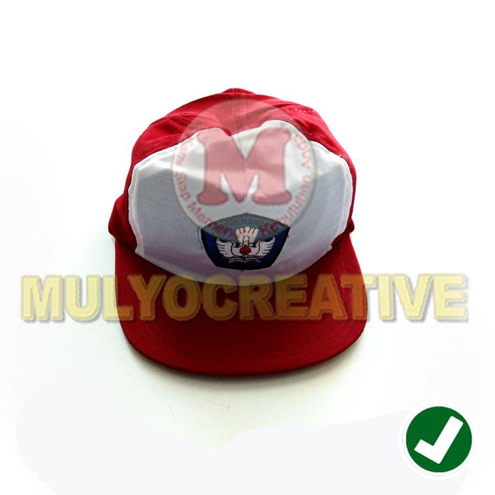 Beli Topi Snapback Bordir Logo Tutwuri Handayani SD Harga Murah