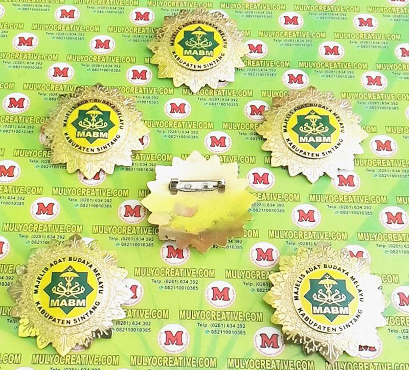 Logo Majelis Adat Budaya Jual Lencana di Mulyocreative