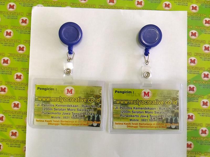 Model Casing ID Card