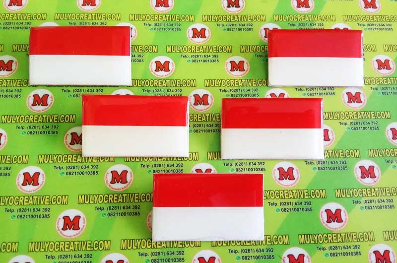 Pin Bendera Indonesia