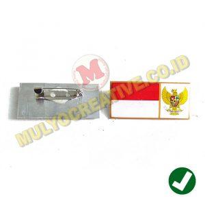 Pin Bendera MPG Pin Bendera Paskibra Pin Bros Bendera Garuda