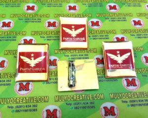 Pin Partai GarudaOrder dan Pesan sekarang juga di Mulyo Creative