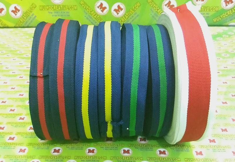 Pita Medali tersedia dalam berbagai pilihan warna