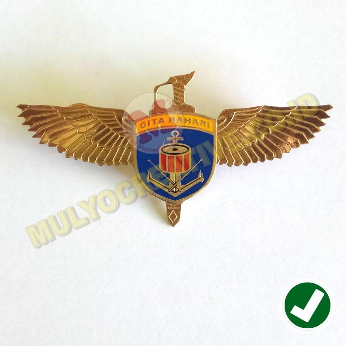 Beli Wing Lencana Gita Bahari Marching Band Desain Custom